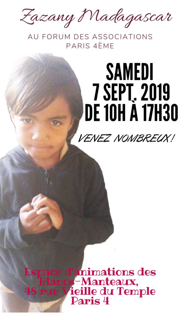 forum_des_associations_sept_2019_zazany madagascar