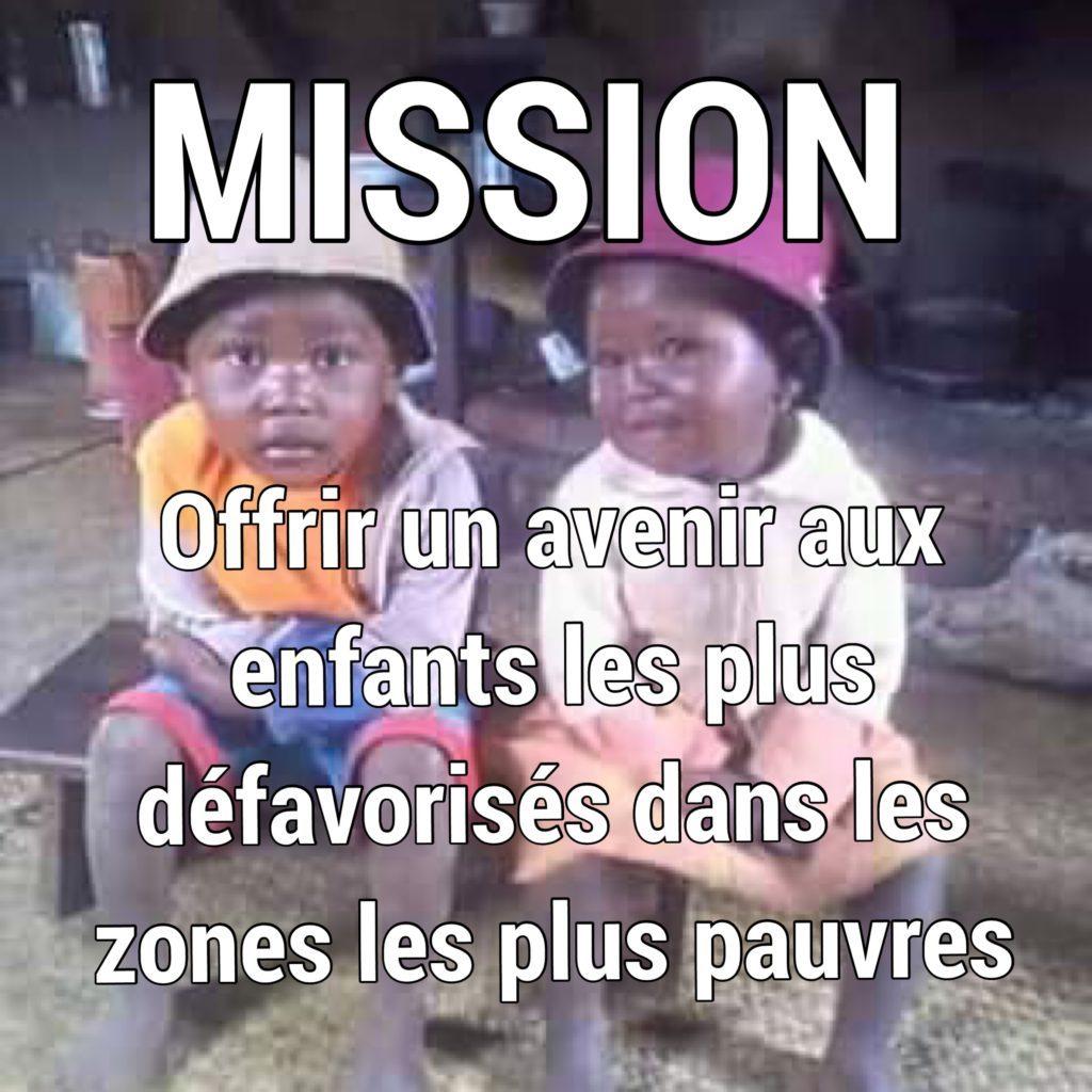 Mission de Zazany Madagascar