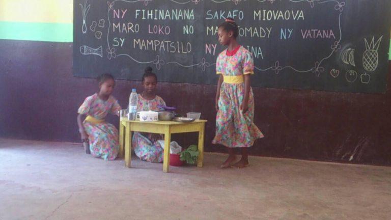 Notre histoire - Zazany Madagascar