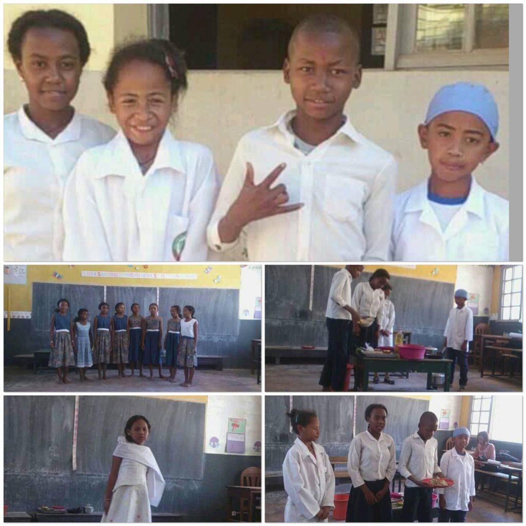 EPP Mahamasina Est Malnutrition à Madagascar avec Zazany Madagascar 1