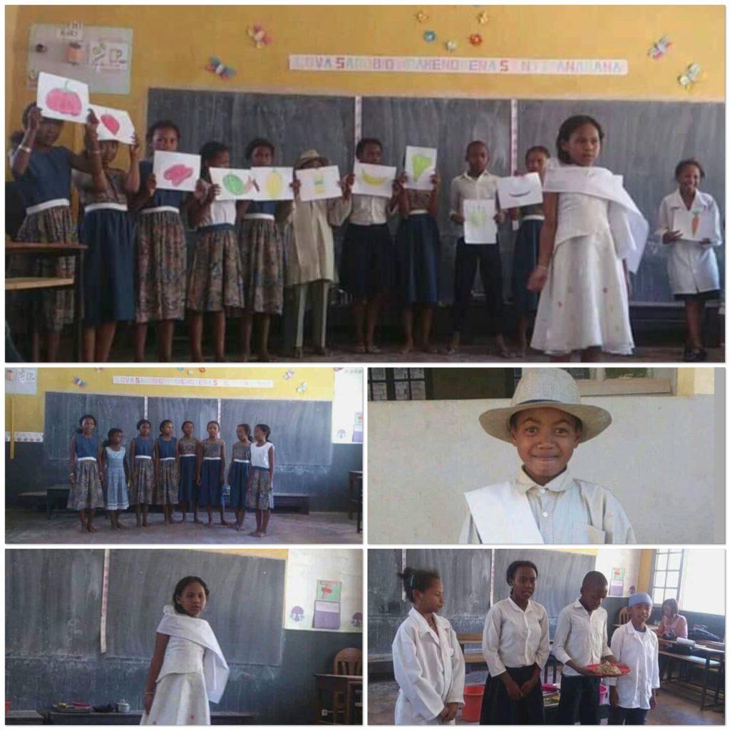 Concours Lutte Malnutrition EPP Mahamasina-Est