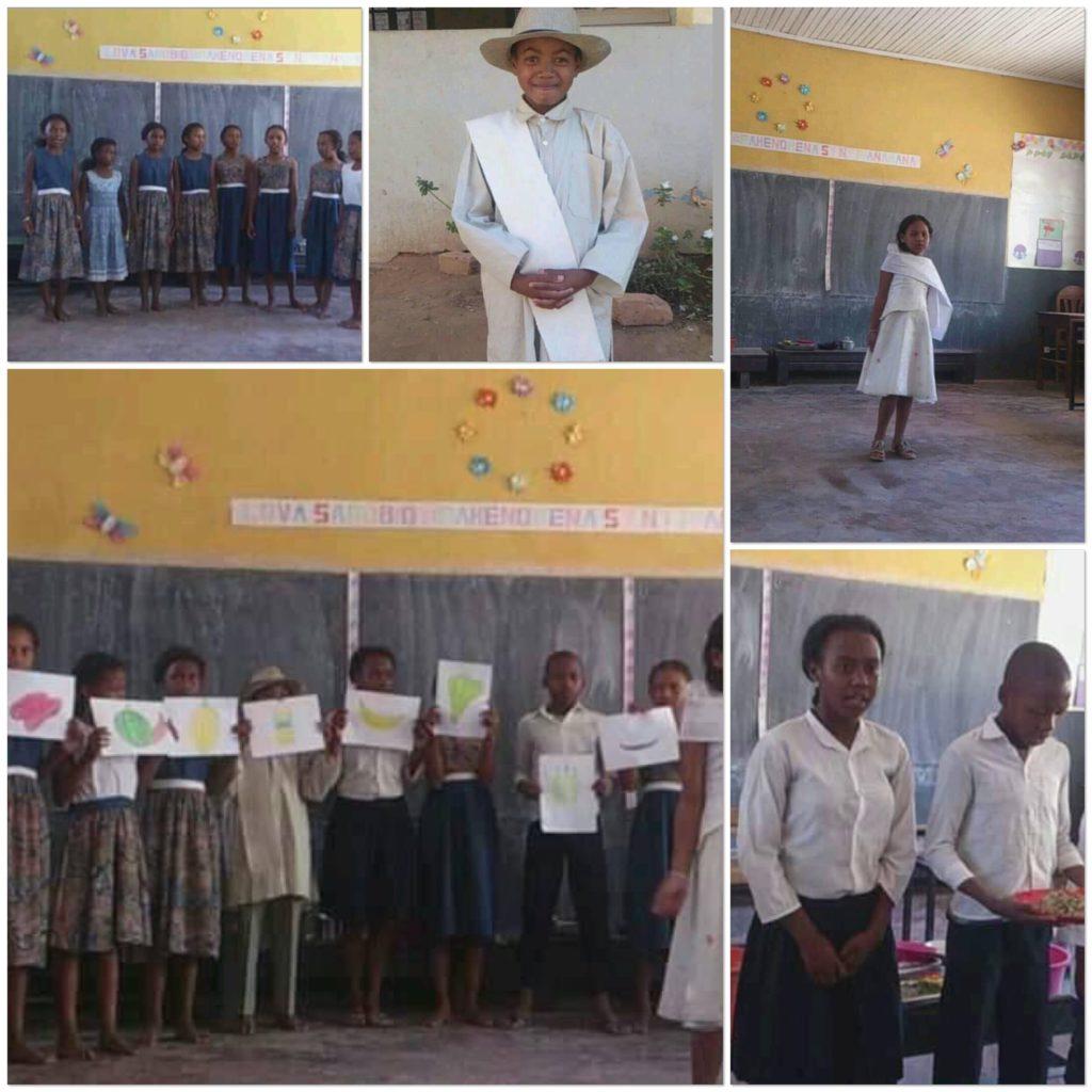 EPP Mahamasina Est Malnutrition à Madagascar avec Zazany Madagascar 3