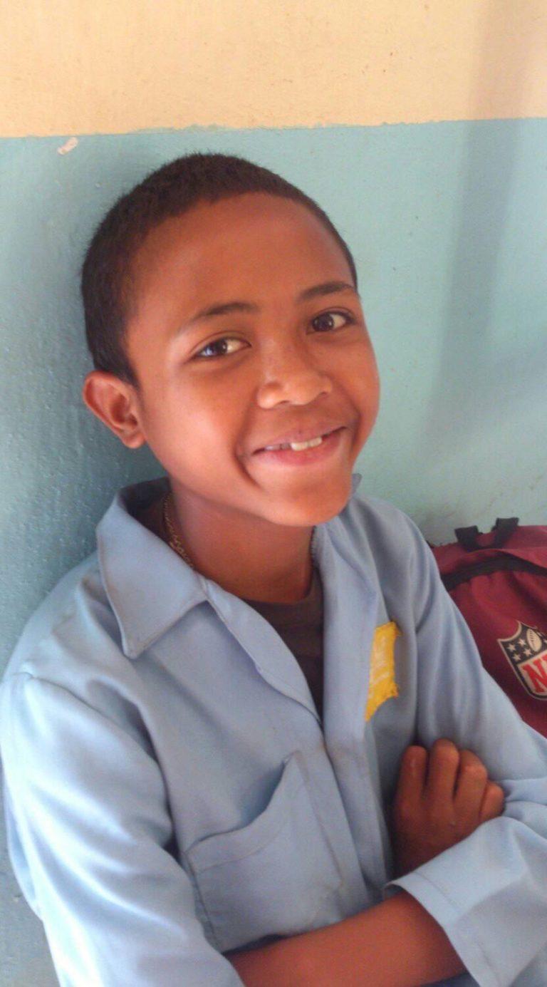 Valisoa - un filleul chez Zazany Madagascar