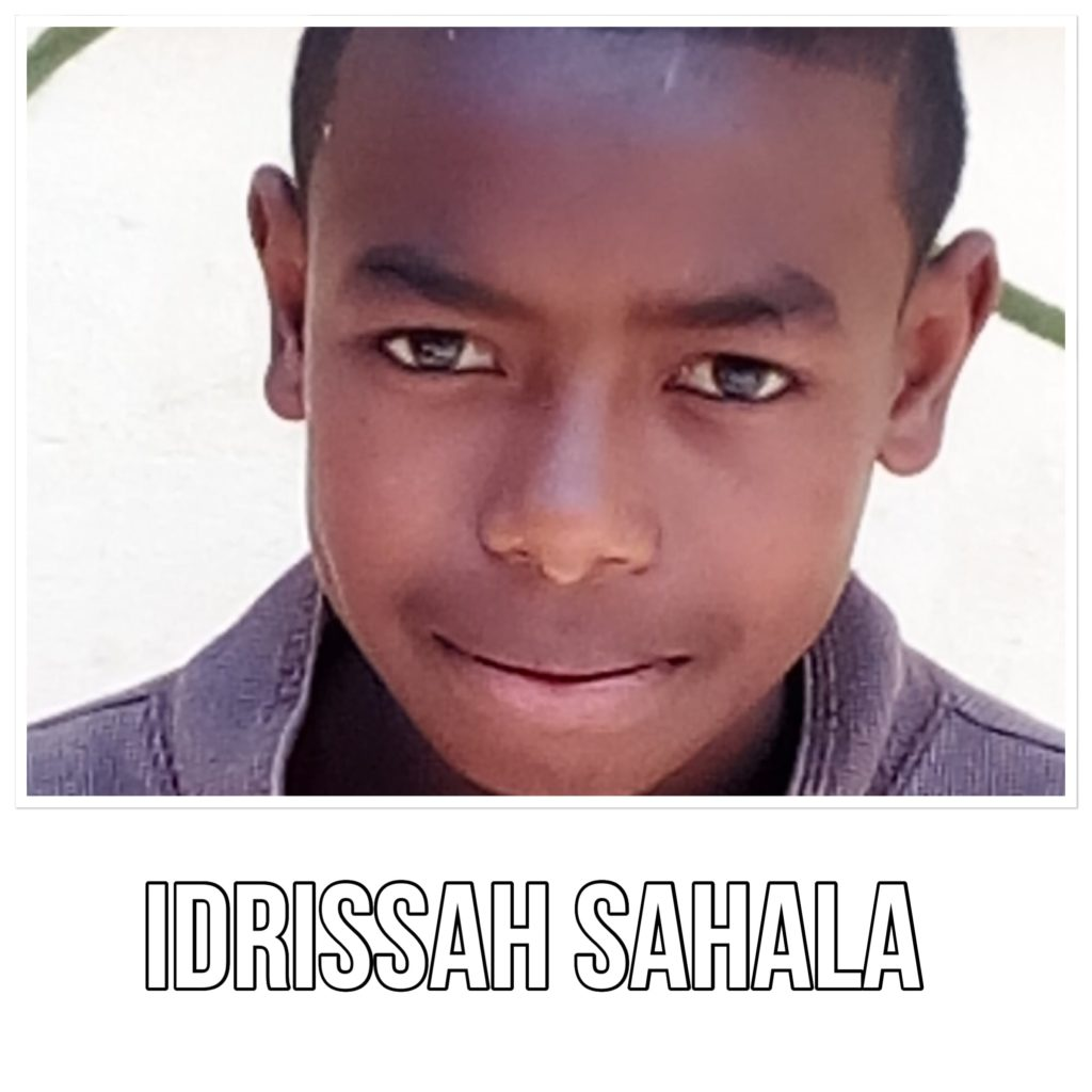 Idrissah Sahala Zazany Madagascar