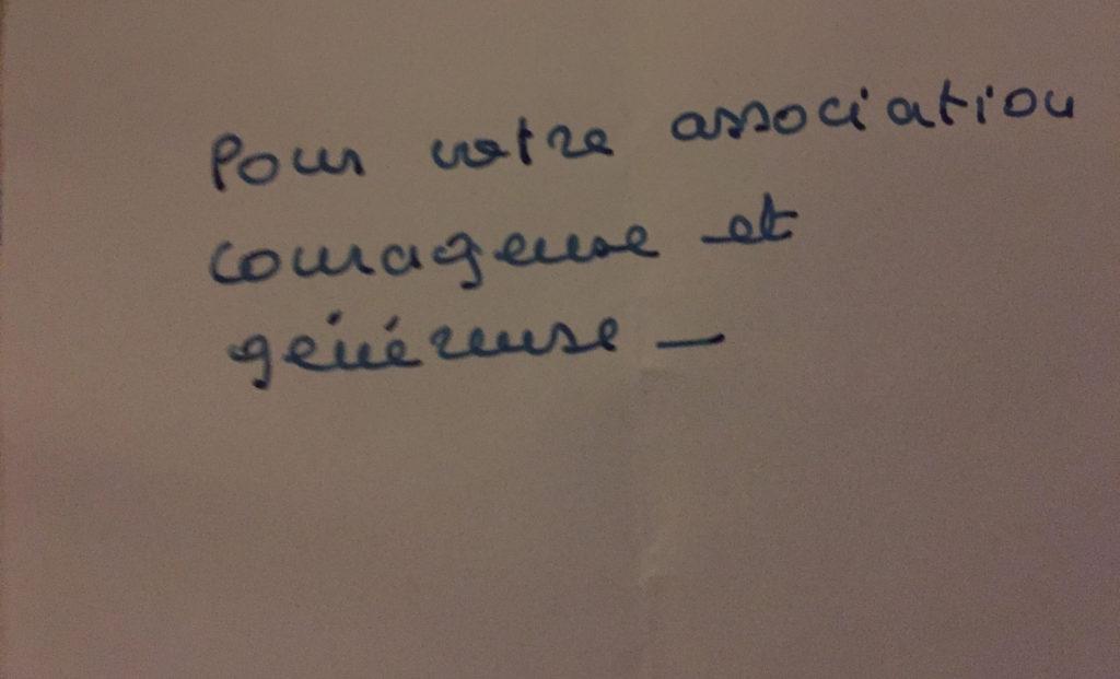 Encouragement à Zazany Madagascar