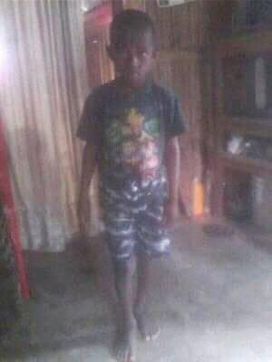 Nico - Parrainer un enfant malgache
