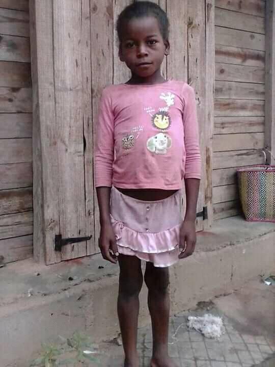 Françoise - Parrainer un enfant malgache