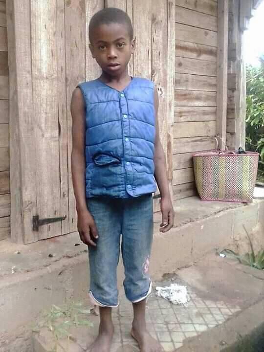 Patrick - Parrainer un enfant malgache