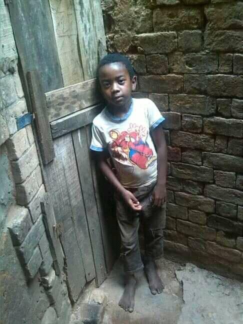 Ginot - Parrainer un enfant à Madagascar