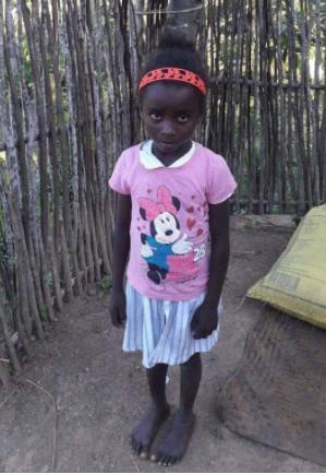 Elia - Parrainer une fille à Madagascar