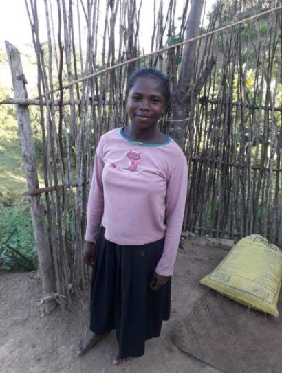 Francia - Parrainer une fille à Madagascar