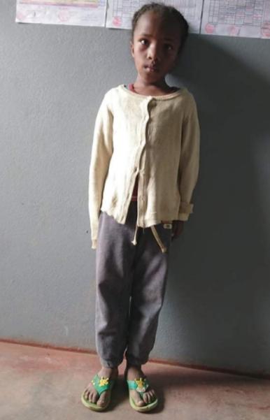 Ravoniaina - Parrainage d'une fille à Madagascar