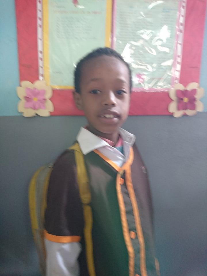 Fandresena R. - 11 ans
