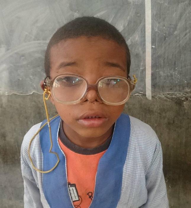 Thierry - Enfant à parrainer avec Zazany Madagascar