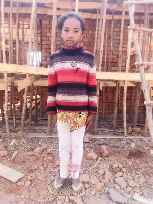 Natacha - Parrainer une fille à Madagascar