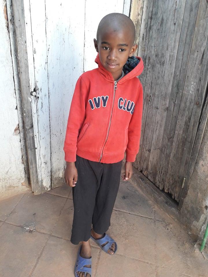 Fabrice - Parrainer un enfant à Madagascar
