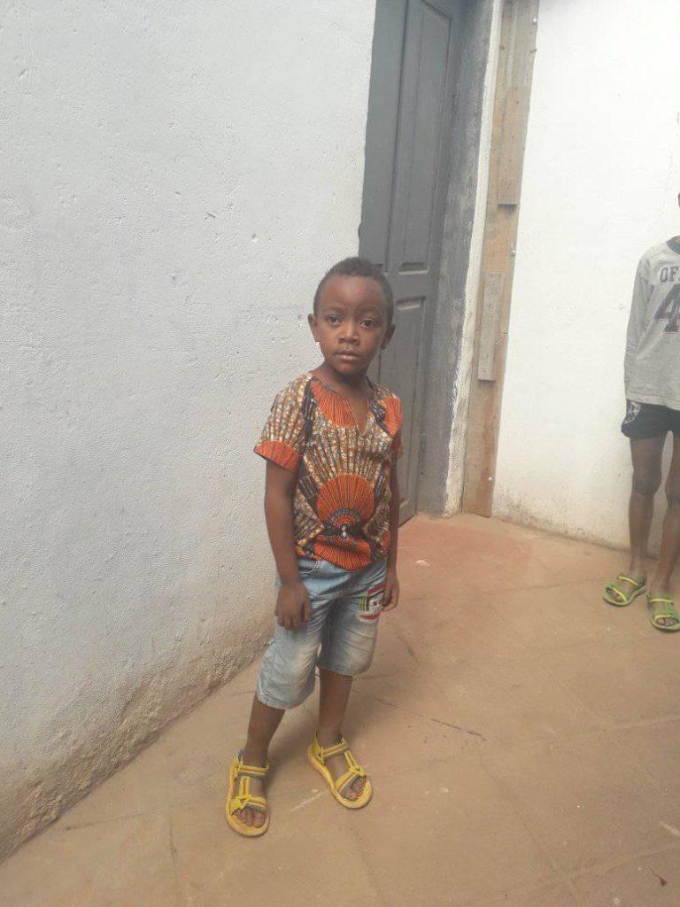 Jean-Luc - Parrainer un enfant avec Zazany Madagascar