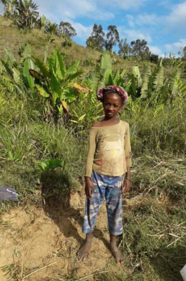 Rosette - Parrainer une fille à Madagascar