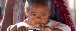 Bébé qui a faim - Ampanihy