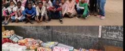 Distribution de kits scolaires 2019
