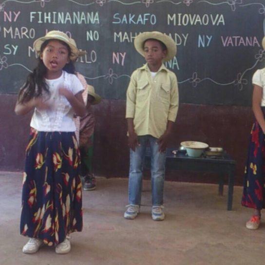 Concours national des écoles sur la malnutrition